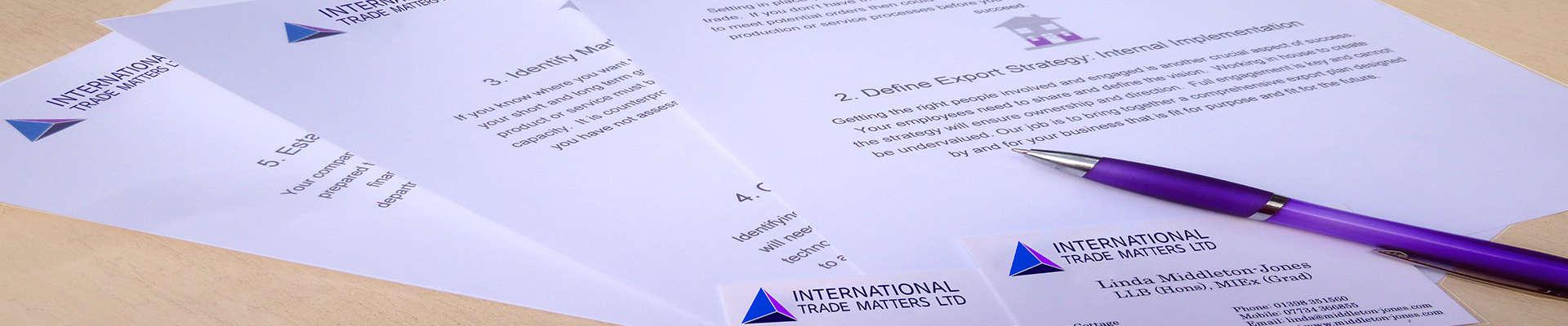 International Trade Matters Ltd