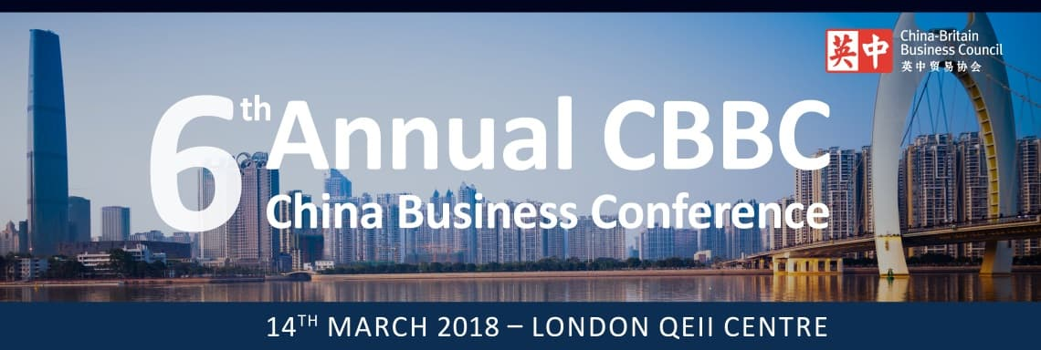 6th Annual CBBC China Business Conference