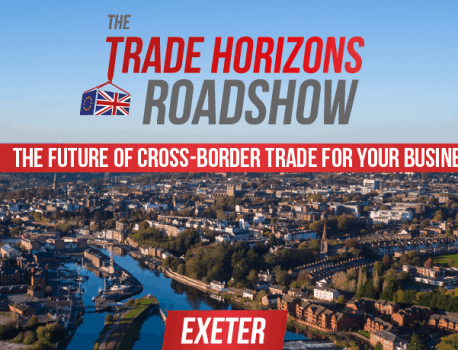The Trade Horizons Roadshow – Exeter