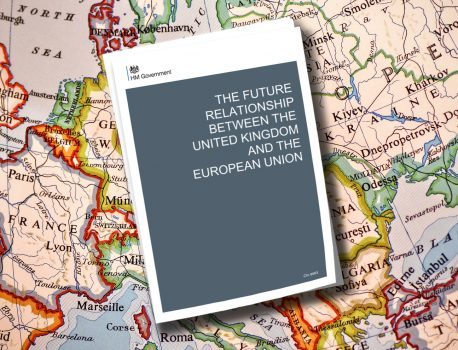 Brexit: what does the whitepaper say on 'free trade area for goods'?