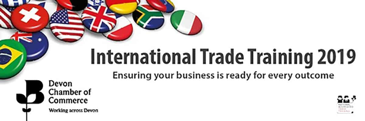 Introduction to International Trade - a BCC accredited training course