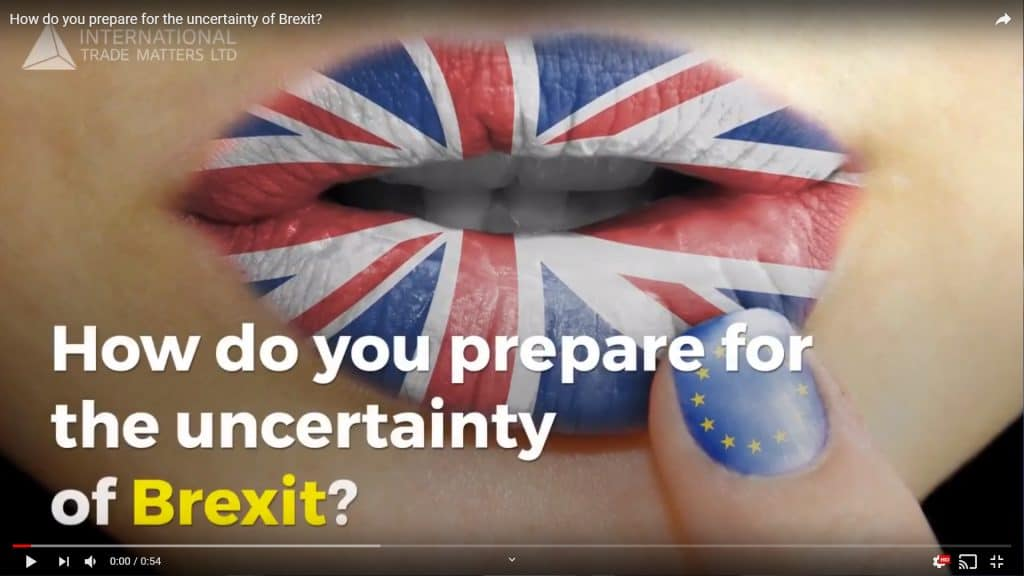 Brexit: How do you prepare for uncertainty?