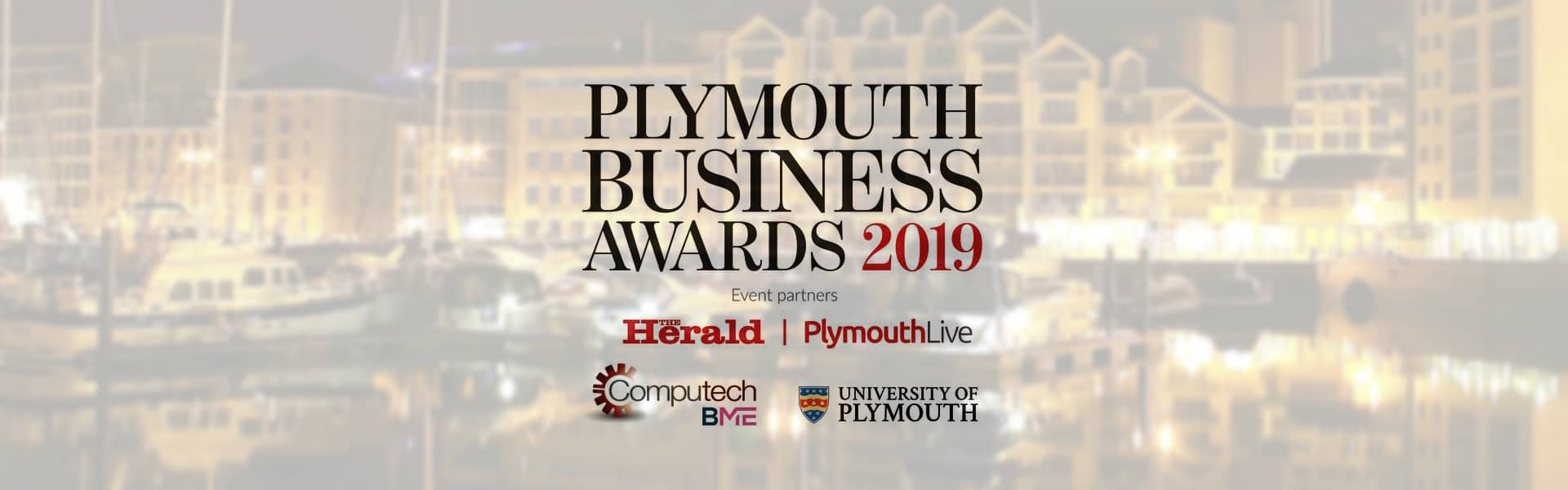 Finalists at Plymouth Business Awards