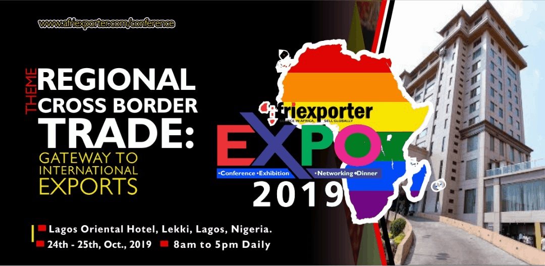 Afriexporter 2019 Conference & Exhibition