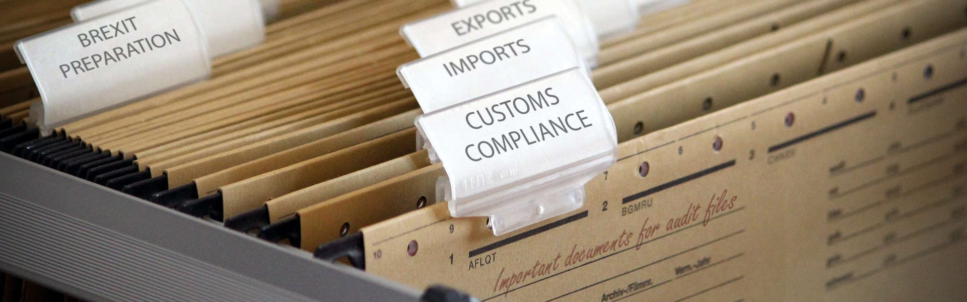How to ensure customs compliance for Brexit