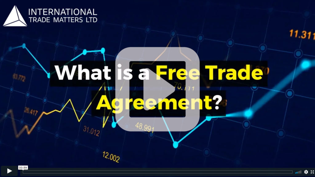 What is a Free Trade Agreement?