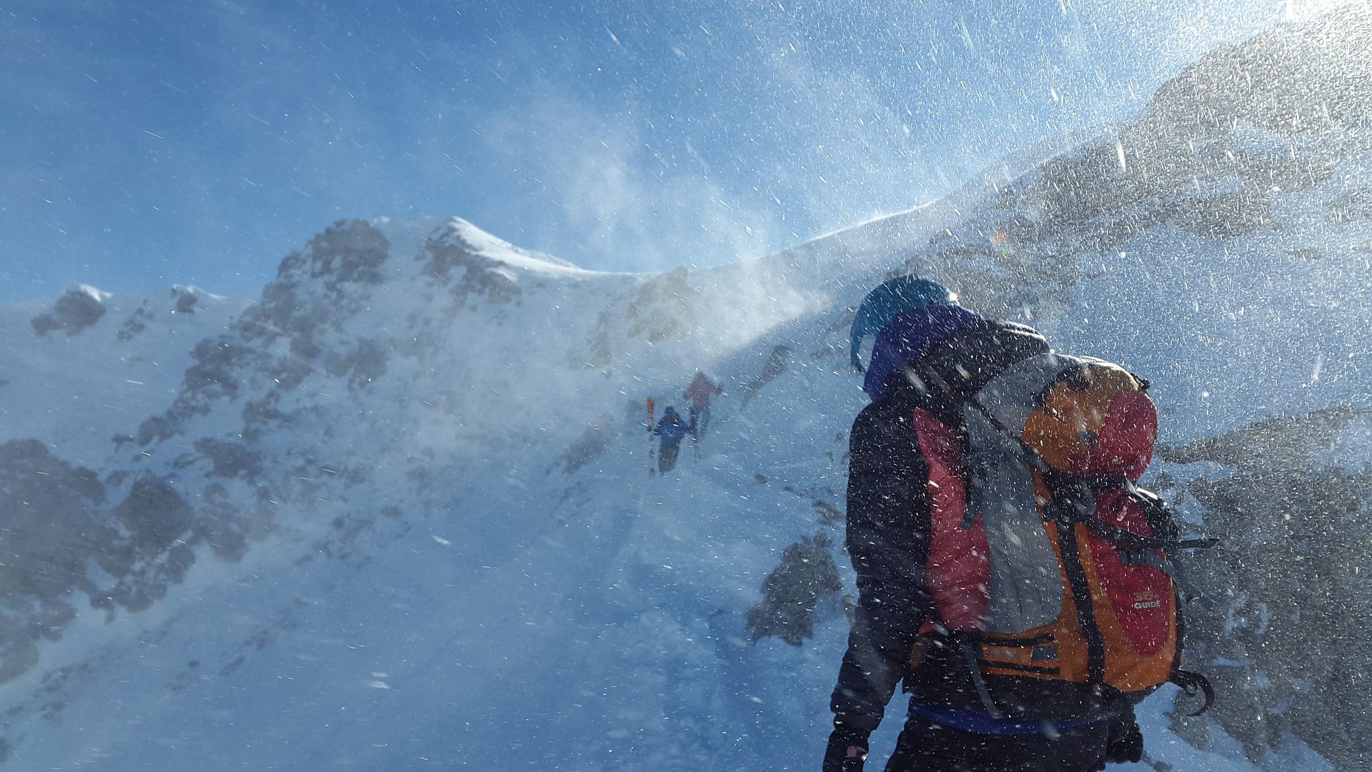 Would you climb a mountain without training?