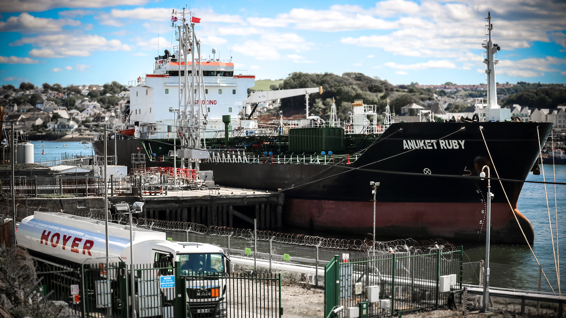 Raising the tonnage for Devon's global shipping