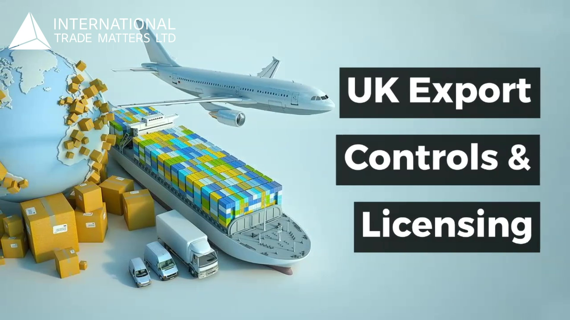 New Video on Export Controls and Licensing
