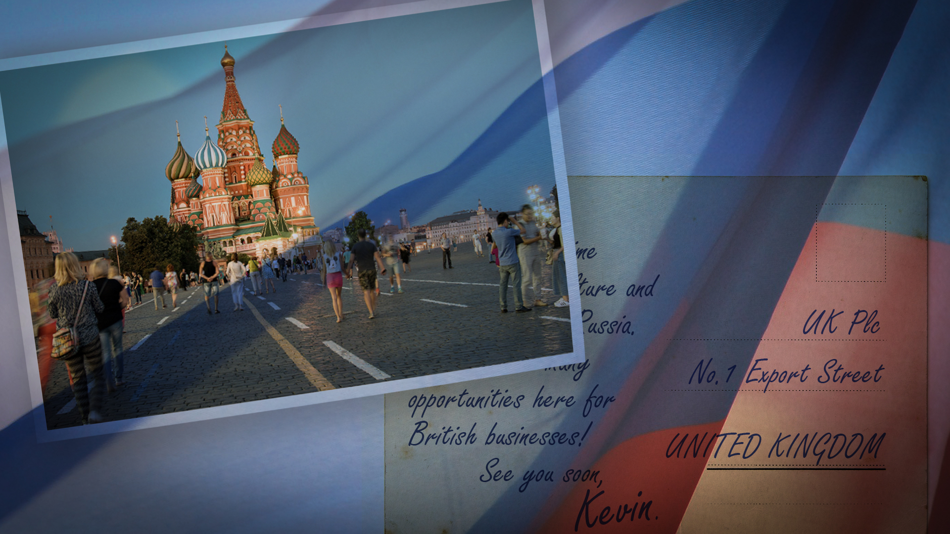 From Russia; with communication & cultural love