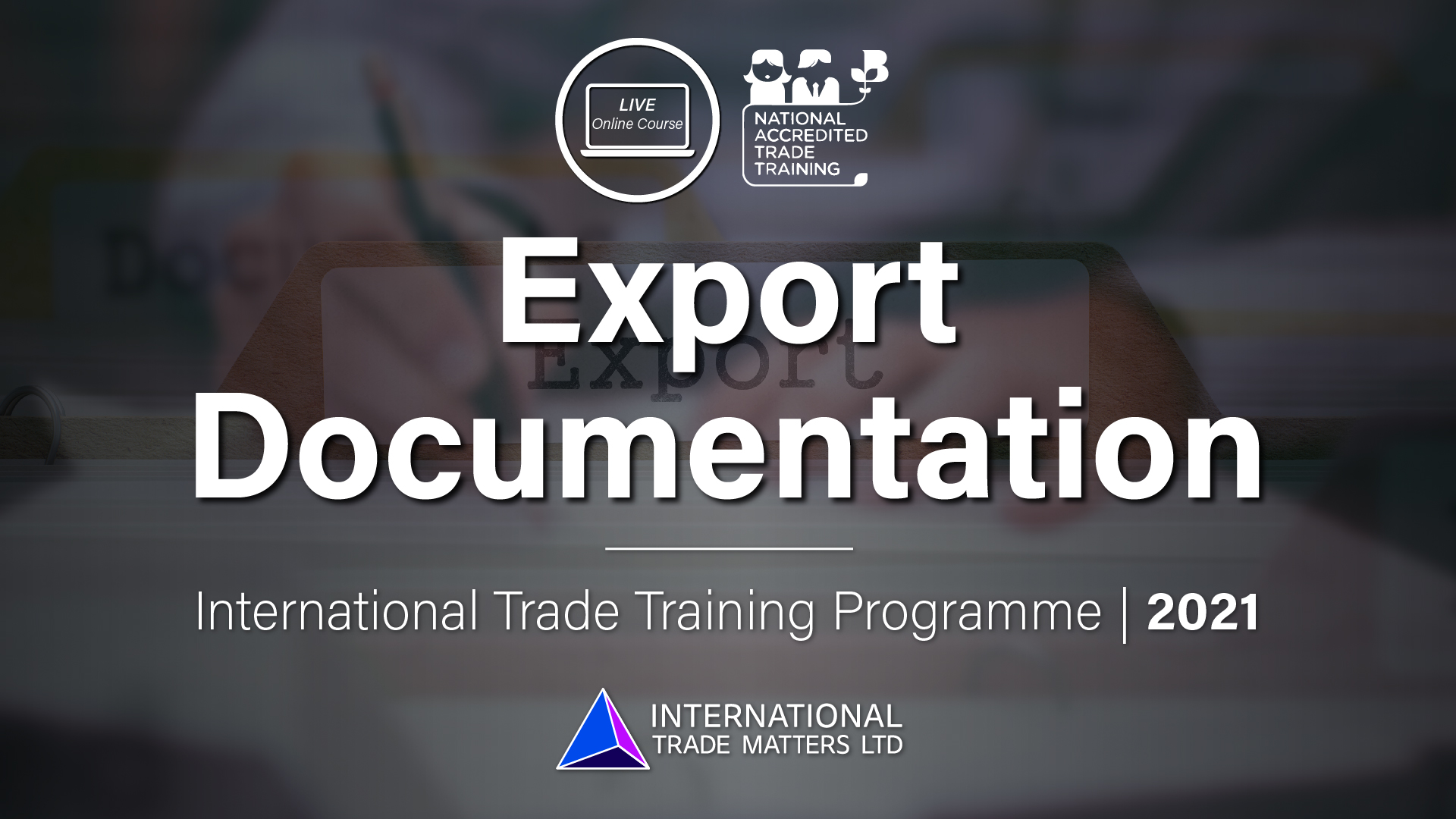 Export Documentation – An Online Course