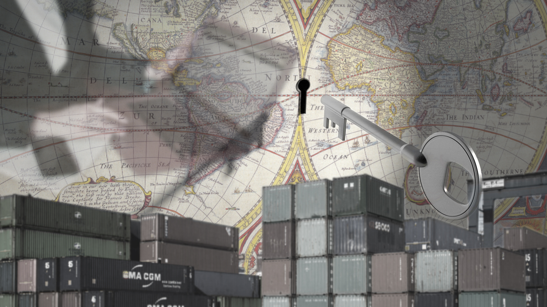 Embedded global trade expertise for your business